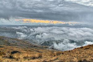 Перевал Гум Баши
